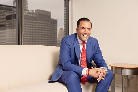 Meridian Retail Leasing president James Famularo.