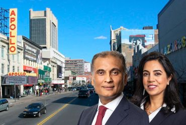 Amit Doshi and Shallini Mehra, Meridian Investment Sales