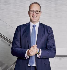 After 18 years at Cushman & Wakefield— and only three years in New York City — Toby Dodd was named the new president of the firm's New York tri-state region.