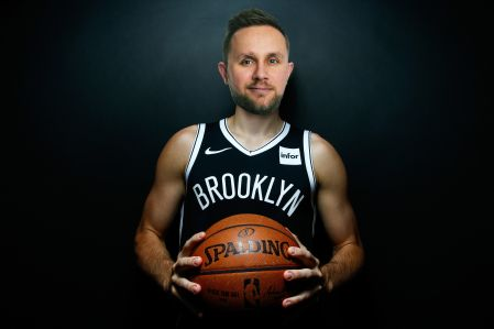 Danny Donev muses on dunking for the Brooklyn Nets.