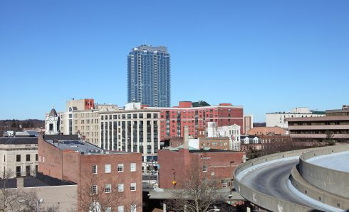 Stamford is a city in Fairfield County, Connecticut, with a population of 125,109, making it the third largest city in the state. It has one of the largest concentrations of corporations in the nation.