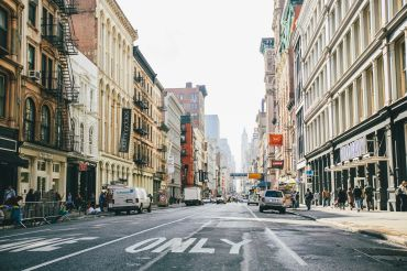 Landlords along Soho in Broadway are pushing for a rezoning that would allow them to legalize stores and residential uses.