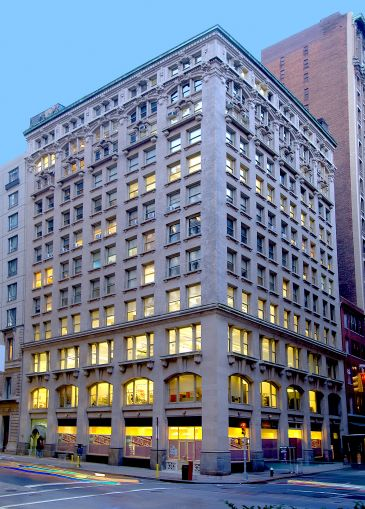 60 Madison Avenue.