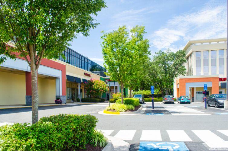 Graham Park Plaza
