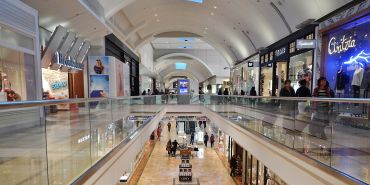 The Westfield Garden State Plaza in Paramus, N.J. has been ranked as one of the most valuable malls in the country.