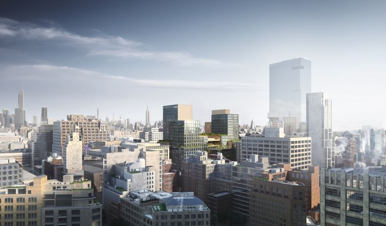 Disney is building a new 22-story headquarters for ABC, which is leaving its longtime Upper West Side campus.