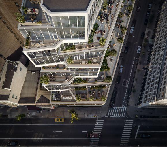799 Broadway - Terraces