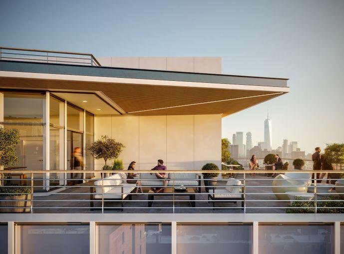 799 Broadway - Rooftop