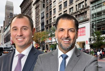 Brian Flax and James Famularo, Meridian Capital Group