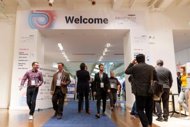 The annual MIPIM Proptech conference was held in New York City on Nov. 12 and 13.