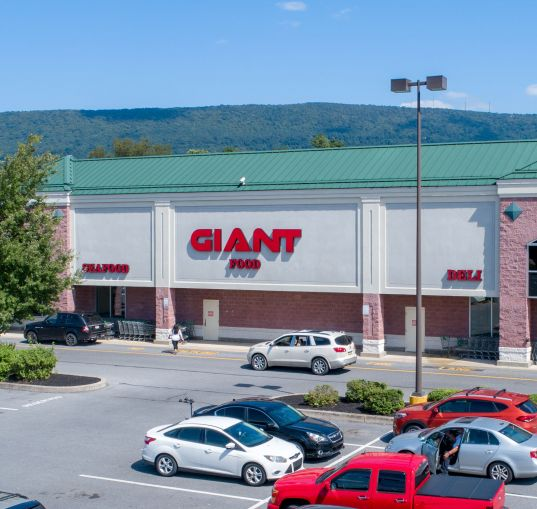 A Giant Foods Store.