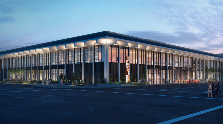 GPI is redeveloping the former Macy's store at the Westside Pavilion mall, located at 10730 West Pico Boulevard, into 230,000 square feet of modern office space.