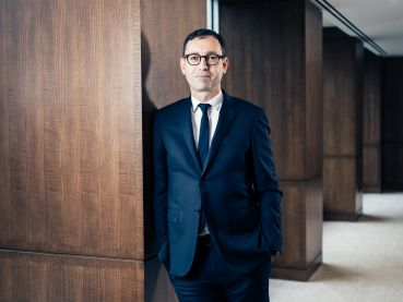 Laurent Morali is the  president of Manhattan-based Kushner Companies.