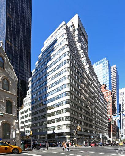 488 Madison Avenue.