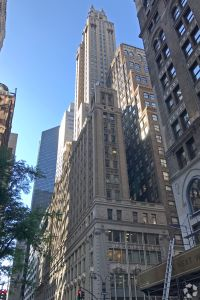 295 Madison Avenue.