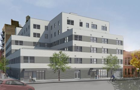 A rendering of 362 East 148th Street.