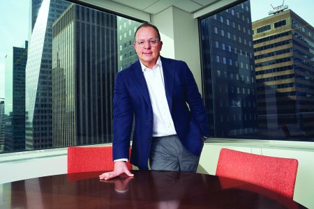 Robert Deckey heads acquisitions in New York City for Invesco Real Estate.
