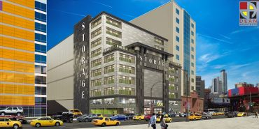 A rendering of 31-08 Northern Boulevard.