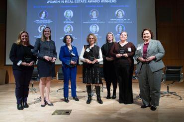Women in Real Estate Award Winners