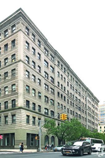 4 Hudson Square