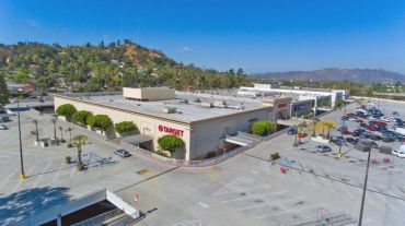 Eagle Rock Plaza at 2700 Colorado Boulevard in north LA.