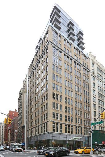 Mondrian Park Avenue at 444 Park Avenue South.