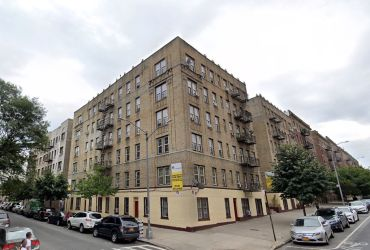 A shot of 2550 University Avenue, one of the properties in the portfolio, in Kingsbridge Heights, Bronx.