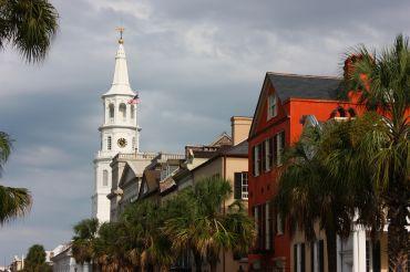 Buildings in Charleston, S.C.