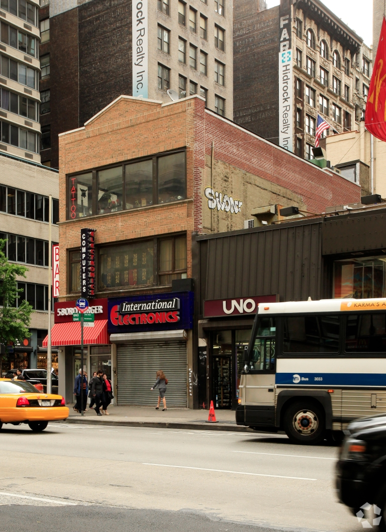 Taco Bell Opening Multi-Level Boozy Cantina Outpost in Midtown South