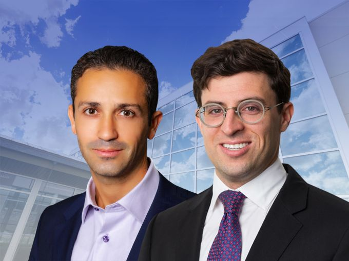 Ari Adlerstein and Ari Dobkin, co-heads of Meridian's Senior Housing and Healthcare Team.