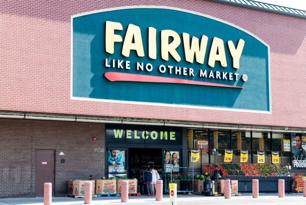 A Fairway Market in New Jersey.