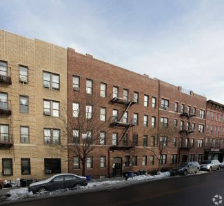 A trio of apartment buildings at 105-115 Greenpoint Avenue have sold for $29 million.