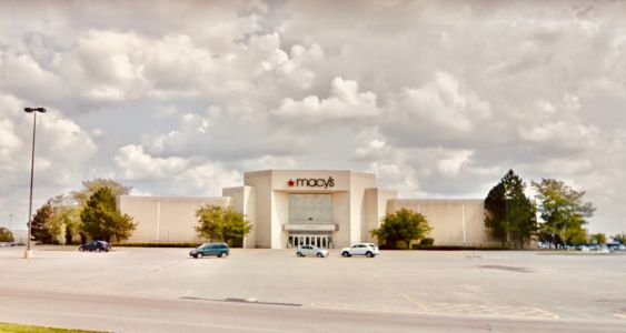 One of the Macy's closures is at the Muncie Mall, located at 3501 North Granville Avenue in Muncie, Indiana.