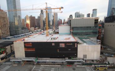 Javits Center, New York City
