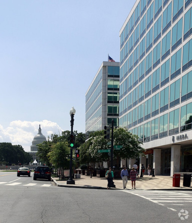 Hall of States Building at 400 North Capitol Street NW.