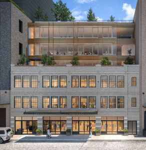 405 West 13th Street addition