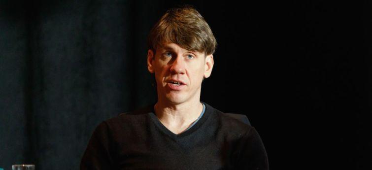 Foursquare co-founder Dennis Crowley.