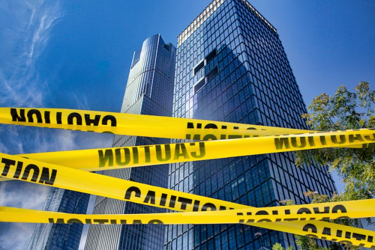 Nearly 150 construction workers filed personal injury lawsuits against Hudson Yards.