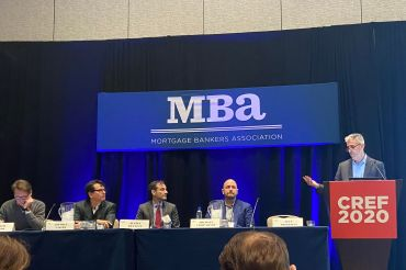 MBA CREF 2020 From left to right: Peter Smith, Jeff Fastov, Justin Bennett, Michael Comparato and Jeff Friedman.