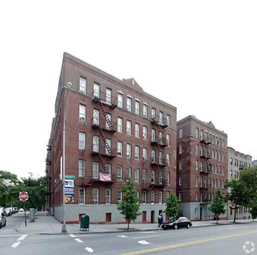 2500 University Avenue in the Bronx.