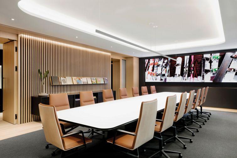 rockefeller group new office