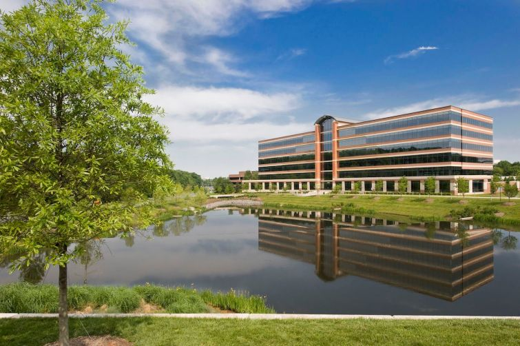 The $1.4 billion Halley Rise mixed-use development.