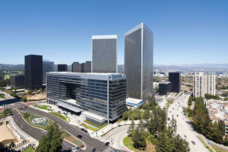 Greenberg Glusker will move into the Century Park Towers on March 2.