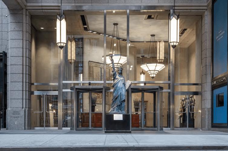667 Madison Avenue.