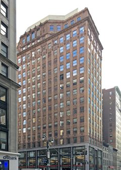 183 Madison Avenue.
