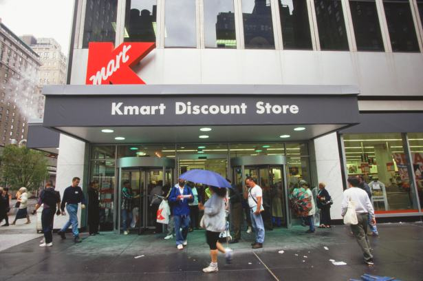 The Kmart at the base of Vornado's 1 Penn Plaza, with entrances at 250 West 34th Street and within Penn Station, said it would lay off 160 employees and close on May 4.