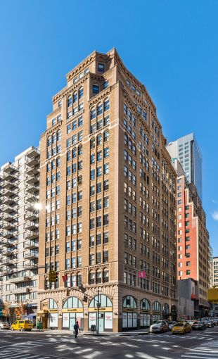 192 Lexington Avenue facade