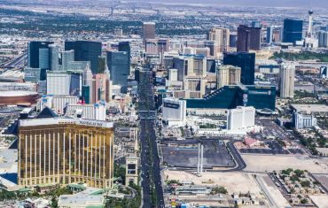 Las Vegas will close all nonessential businesses for 30 days.