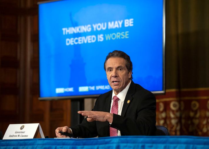 State Halts All Non-Emergency Construction Work in New York
