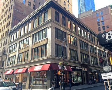 126-132 Nassau Street